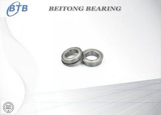 China Low Noise Small Stainless Steel Flange Bearings For Shimano Reels supplier