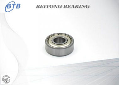 China ABCE - 5 Miniature Stainless Ball Bearings Single Row For Drill Machine supplier