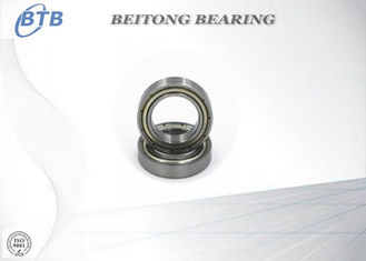 China Small Waterproof Deep Groove SS Ball Bearings For Bmx Bikes 626 ZZ supplier