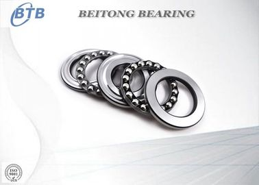 China 51100 Stainless Steel Thrust Bearing With Axial Loads 10 X 24 X 9mm supplier