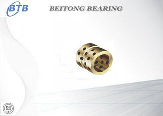 China Low Noise Agricultural Machinery Bearing Wrapped Bronze Bushing 0.44kg supplier