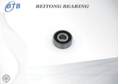 China Industrial Stainless Steel Grooved Ball Bearing For Bike Hub 10x26x8mm 6000 RS supplier