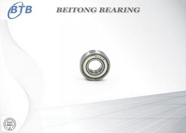 China Deep Groove Stainless Ball Bearings , Small Radial Ball Bearing R12 - ZZ supplier