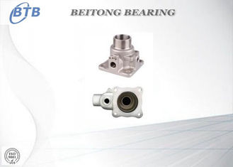 China Air Compressor CNC Machining Components With Aluminum / Stainless Steel Material supplier