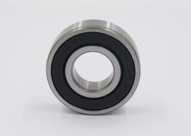 China GCr15 / AISI52100 6203-2RS C0 C2 High Speed Ball Bearing 20000rpm supplier