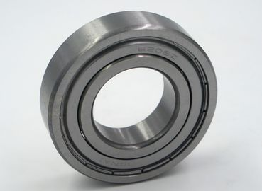 China High Speed P0 / ABEC-1 GCr15 / AISI52100 Deep Groove Ball Bearing 6206-ZZ supplier