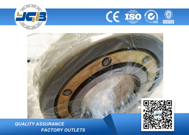 China Brass Cage Electrically Insulated Bearings In Electric Motor C4 Cleance supplier