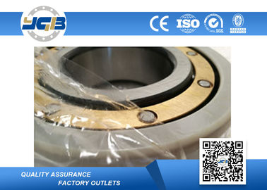 Low Friction Electrically Insulated Bearings / Insulated Motor Bearings Brass Cage