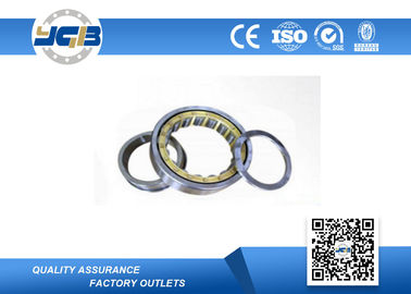 China Single Row Spherical Roller Bearing For Construction Machinery NU 2204 ECP supplier