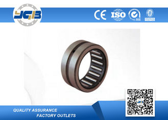 NKI 9 16 Anti Friction Steel Thrust Needle Roller Bearings For Direction Systems