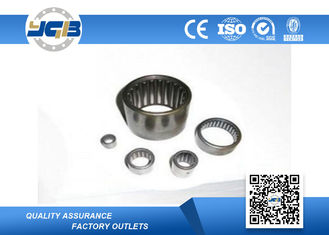 China RNA 22 6.2RS Miniature Needle Roller Bearings / Yoke Type Track Rollers supplier