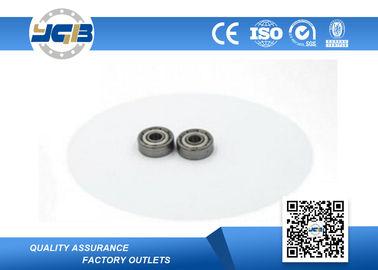 624 ZZ Stainless Steel Roller Bearing / Thin Ball Bearings 4 X 13 X 5 Mm