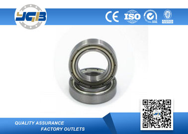 ABCE -5 Miniature Stainless Ball Bearings Single Row For Drill Machine 0.008 kg