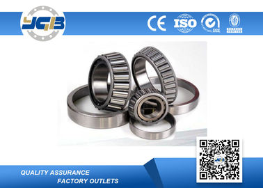 High Speed Chrome Steel Tapered Roller Bearing / Grooved Roller Bearing 32305