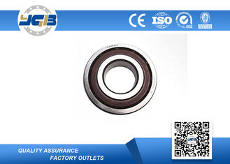 China 7304B High Precision Roller Contact Bearing For Motors 20 X 52 X 15 mm supplier