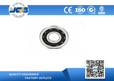 China Single Row Angular Contact Ball Bearing  / Motorcycle Wheel Ball Bearing supplier