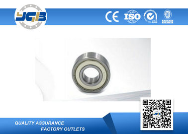 China Automotive Ball Bearing Single Row Deep Groove 6204-ZZ Double Metal Shielded 20x47x14mm supplier