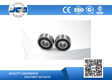 Machinery Equipments Deep Groove Ball Bearing 6000 2RS ZZ Sealed ROHS
