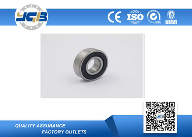 Ntn Single Row Deep Groove Ball Bearing / Gcr15 Diameter Bearing 6202