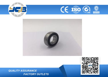 Low Noise Deep Groove Single Row Ball Bearing 6205-2RS For Electrical Appliances