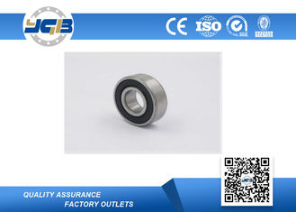 High Precision 6202 C3 Bearing With Groove In Outer Race Open Style