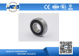 China 6200 Miniature Deep Groove Ball Bearings Co C2 C3 C4 / 6203-2RS Open Ball Bearing supplier