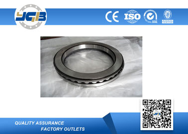 OPEN ABEC3 Spherical Roller Thrust Bearing With Metal Cage , Self-aligning