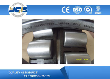 22240 CCKW33 200 x 360 x 98 MM Axial Spherical Roller Bearings P5 Precision Long Life