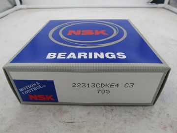 22313 Nsk Spherical Roller Bearing 65 X 140 X 48 MM High Speed Low Noise