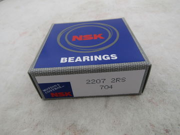 2207 2208 2200 NSK Self Aligning Ball Bearing 35 X 72 X 23 MM For Wind Electricity