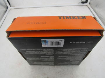 5315 5316 C3 Timken Angular Contact Ball Bearing For Machine Tool Spindles