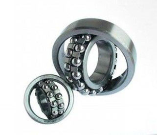 Open Sealed Self Aligning Ball Bearing Mobil Polyrex EM Grease Insutrial