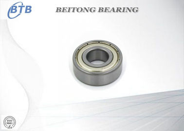 China High Precision Gcr15 Deep Groove Ball Bearing 6203 ZZ Miniature For Ceiling Fan Use distributor