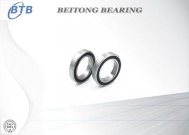 China Open Style Bicycle Chrome Steel Car Wheel Bearing , High Precision Ball Bearings distributor