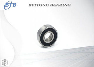 China Long Life 1615 - 2RS Small Ball Bearings for bicycle wheels P0 Precision Rating distributor