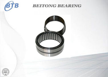 China Chrome Steel Heavy Duty Roller Bearings Without Inner Ring NK6 / 10 TN distributor