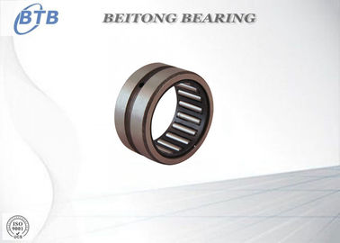 China Anti Friction Steel Thrust Needle Roller Bearings Single Row For Direction Systems distributor
