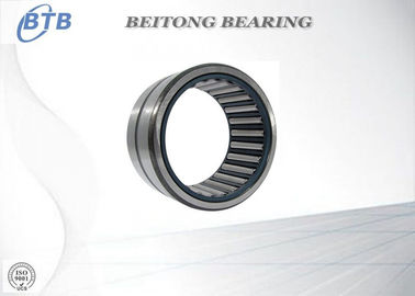 China Solid Collar Sealed Needle Bearing Inner Ring , Radial Roller Bearing NKI 10 / 16 distributor