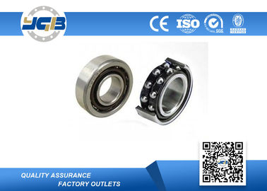 China High Precision Sealed Angular Contact Ball Bearings Industrial ISO9001 BVN-7102B / BVN-7107B factory