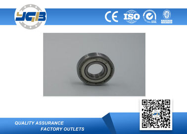 China Deep Groove Ball Bearing 6011 GCr15 Chrome Steel High Speed 55* 90* 18mm  for Food Machinery / Medical Devices factory