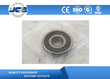 China 6200 Series Single Row Deep Groove Bearing / Double Sealed Ball Bearing 6203-2RS factory